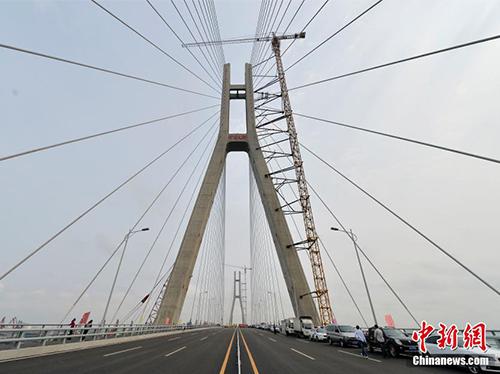 海南省杨浦跨海大桥