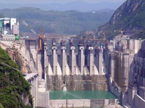 贵州思林水电站