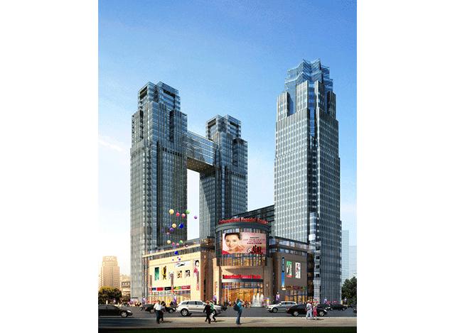 中国建筑第四工程局有限公司(人南国际广场)
