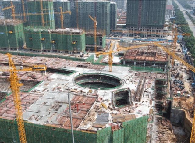 中国建筑第八工程局有限公司(安邦成都金融广场)