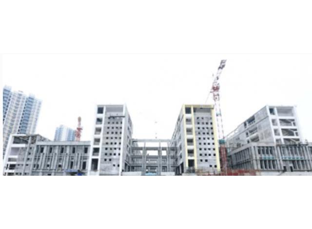 重庆艺华建设工程集团有限公司(新建沙坪坝小学协信校区工程)